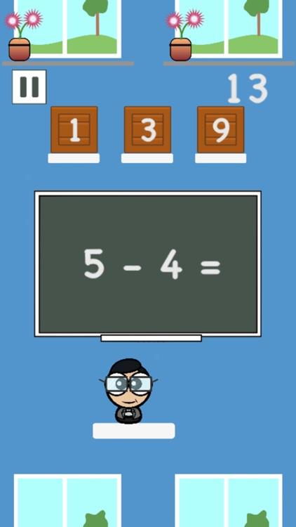 Math Academy - Addition & Subtraction screenshot-3