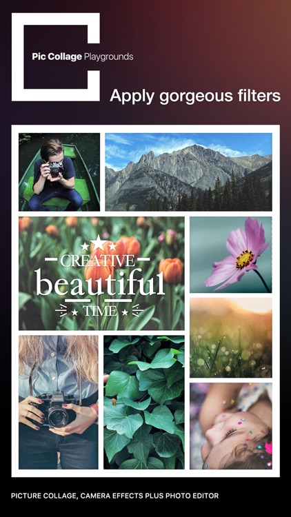 Pic Collage Playgrounds Pro - photo editor and pic collage Maker