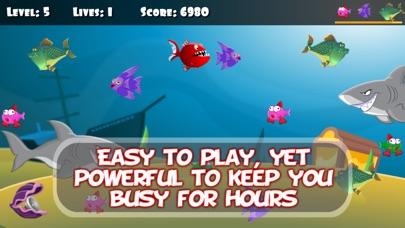 Splashy Hungry Piranha Fish-1