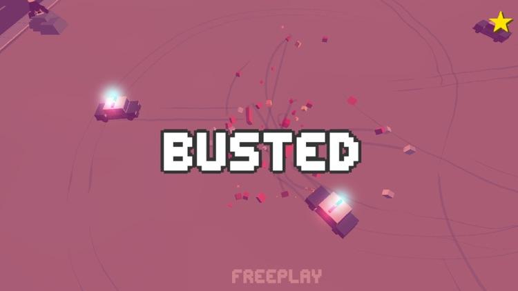 Smashy Dash 2 PRO - Crossy Crashy Cars and Cops - Wanted screenshot-4