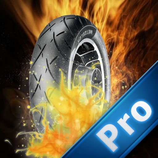 A Driving Motorbike Burn Pro - Awesome High-Powered Motorcycle Highway Game