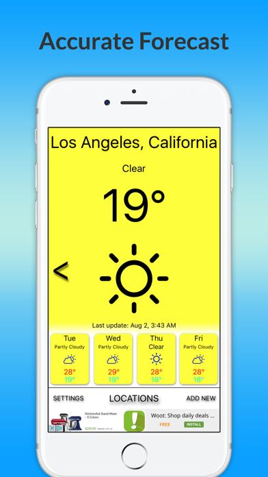 温度Prediction-次の4日間のおすすめ画像3