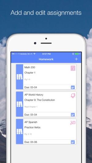 Studious - Homework Planner Screenshot
