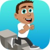 The Running Man Challenge Game - iPhoneアプリ