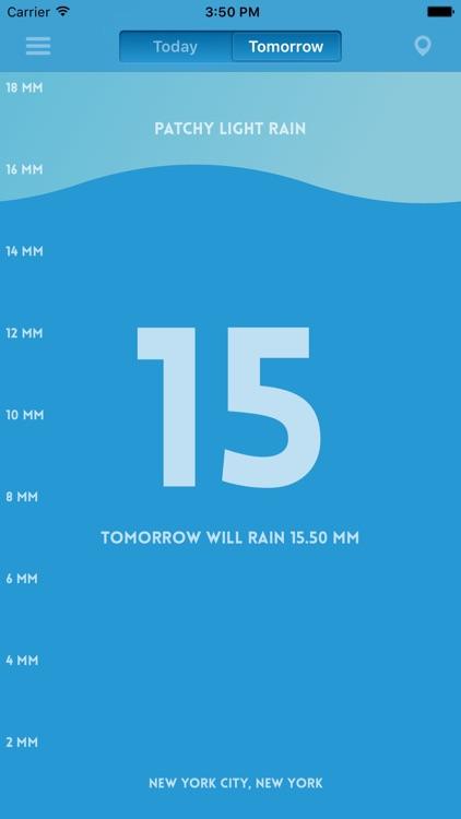 Pluviometer - Rain gauge