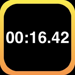 Stopwatch - Best Timing App for Kitchen and Gym. Also Great for Math and Study!