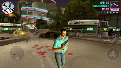 Grand Theft Auto: Vice City iPhone