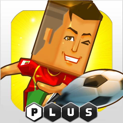 POCKET FOOTBALLER PLUS - A football player game