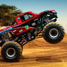 Activities of Desert Offroad Monster Truck