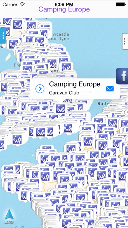 Camping Europe screenshot-0