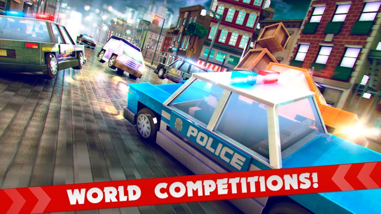 Cops Cars | Robber Police Car Racing Game for Free