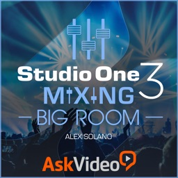 Mixing Big Room Course for Studio One