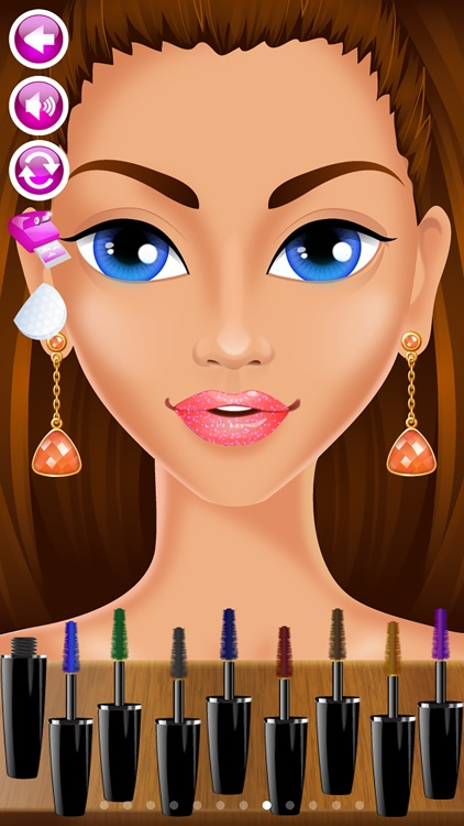 Make-Up Touch 2 - Kids Games & Girls Dressup Game