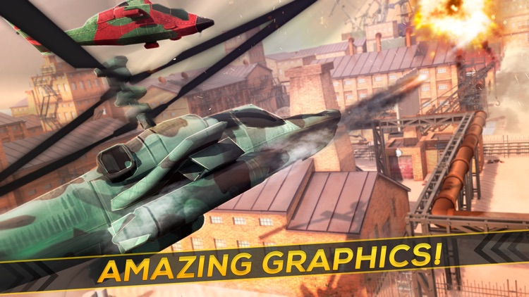 Helicopter Fighter Pilot Controller Simulator Game For Free