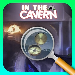 In The Cavern : Free Hidden Objects Fun Puzzle