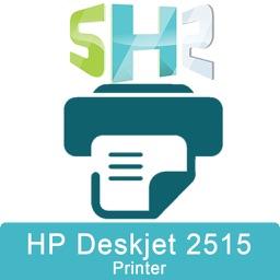 Showhow2 for HP DeskJet 2515