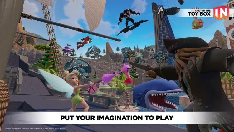 Disney Infinity: Toy Box 3.0 screenshot-3