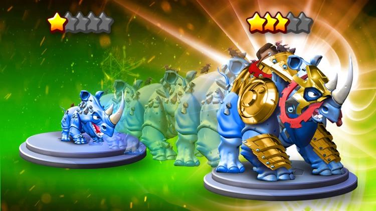 Monster & Commander screenshot-0