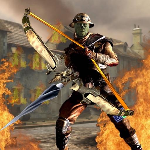 Archer Combat - War Hideaway icon