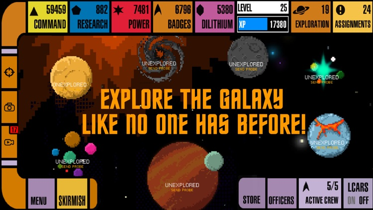 Star Trek™ Trexels screenshot-3