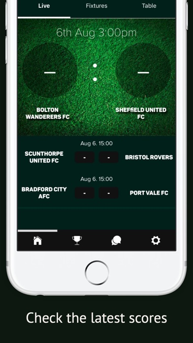 FTY - live scores and predictor for the premier league   App Price Drops