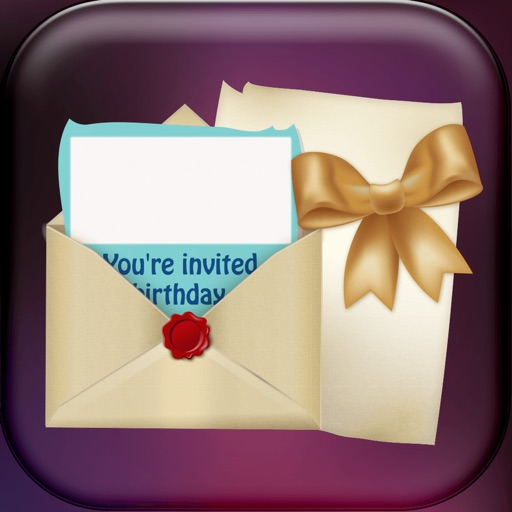 Party Invitations and e-Cards – Announcement and Save-The-Date Card Maker for All Occasions