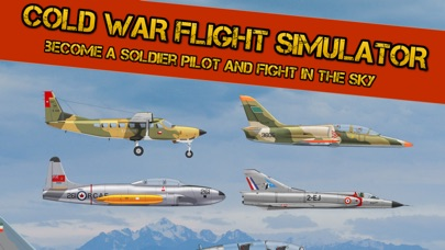 Cold War Flight Simulator Screenshots