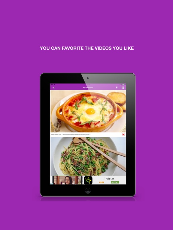 Delicious pizza cooking videos tasty pasta recipe app price drops screenshot 3 for delicious pizza cooking videos tasty pasta recipe forumfinder Image collections