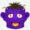 Зомби лица - Монстры и Страшные маски для розыгрыша, смешные стикеры и наклейки на фото