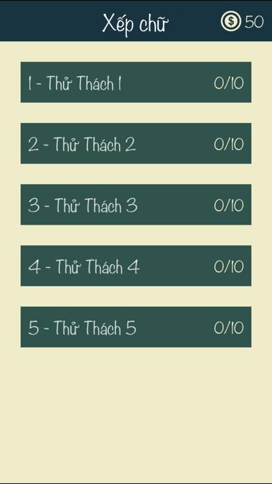 Xếp Chữ screenshot four