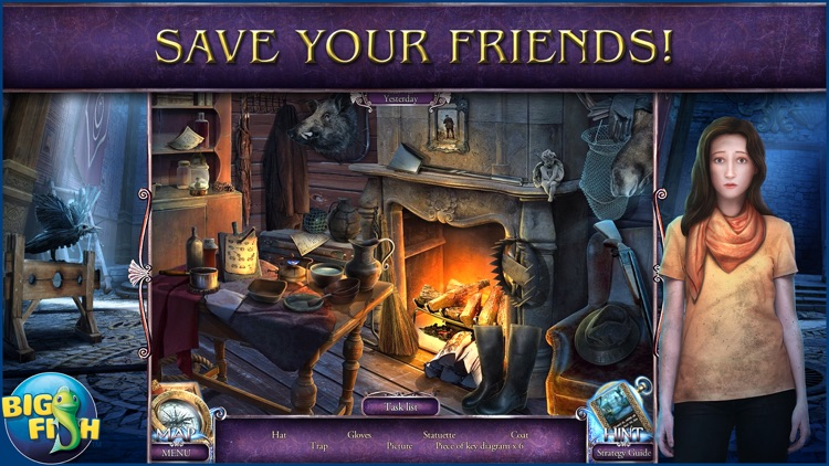 Surface: Game of Gods - A Mystery Hidden Object Adventure