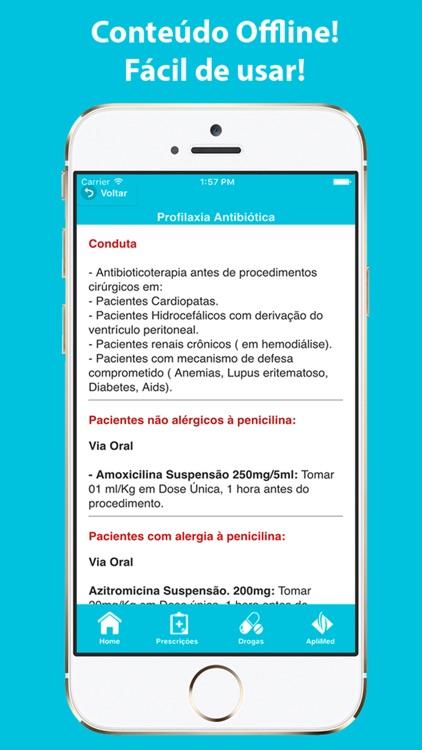 Prescrições Odontopediátricas screenshot-3