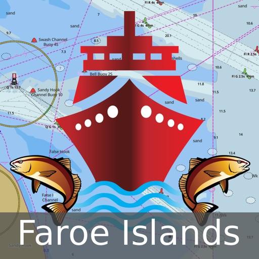 i-Boating :Faroe Islands - Marine / Nautical Charts & Navigation Maps