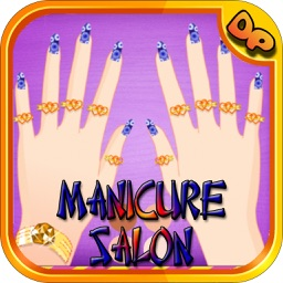 New Manicure Salon - Nail art design spa games for girls