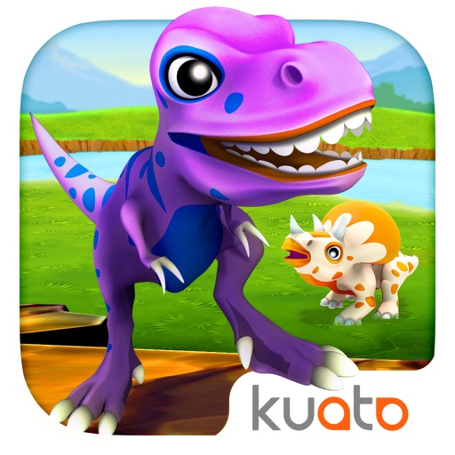 Dino Tales Jr – storytelling and puzzle play for creative young minds