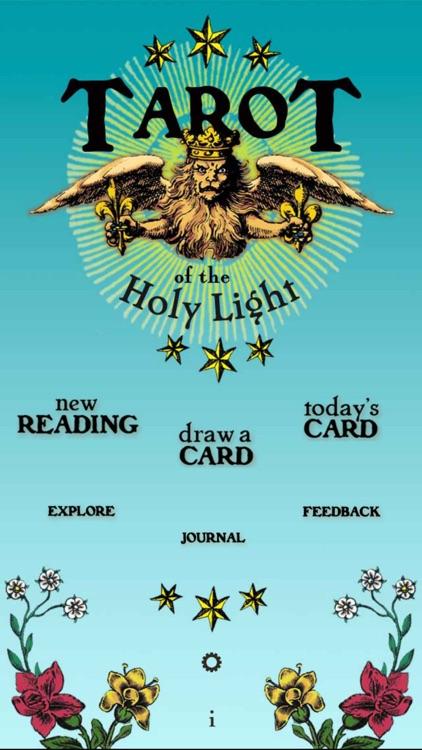 Holy Light Tarot