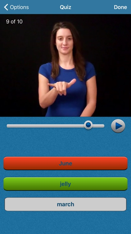 ASL Fingerspell American Sign Language Dictionary