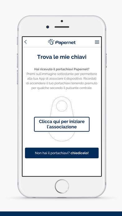 Screenshot of Papernet5