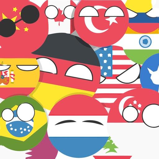 Flag Balls