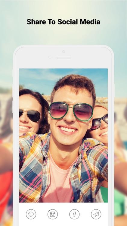 Selfie Camera Expert screenshot-4