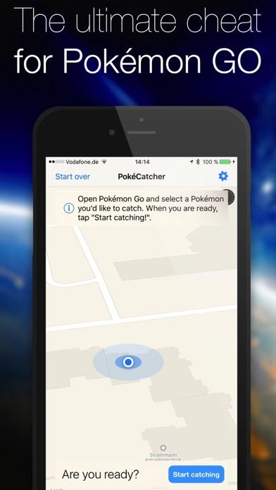 PokéCatcher - Cheat for Pokémon GO