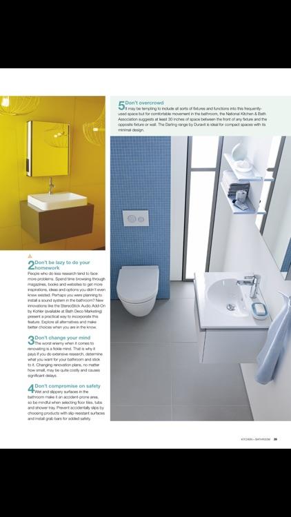 Kitchen + Bathroom screenshot-4