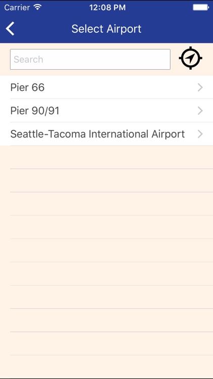 SpeediShuttle Seattle screenshot-4