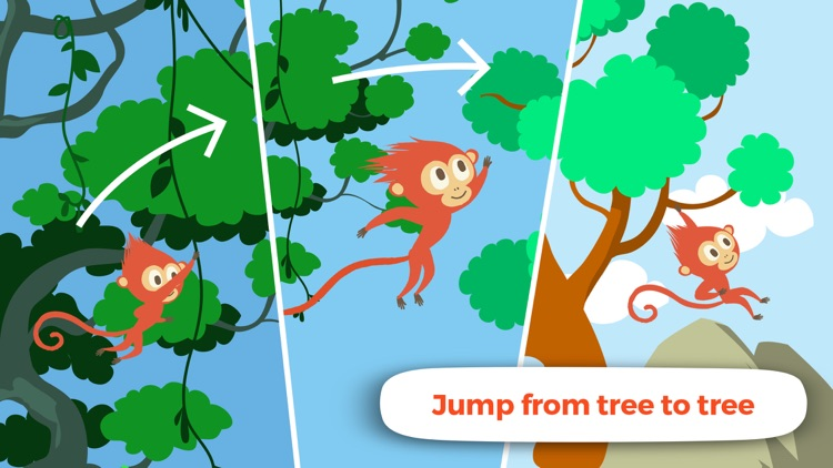Tarzan - The Quest of Monkey Max screenshot-3
