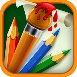 Sketch Designer - Draw, Paint, Doodle & Art