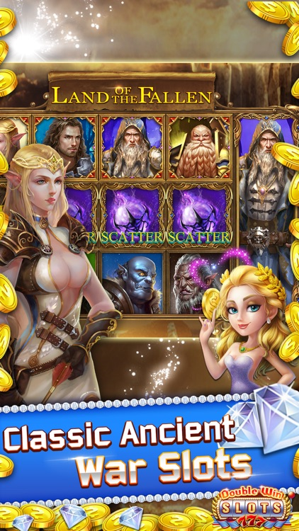 Double Win Slots™ - FREE Las Vegas Casino Slot Machines Game