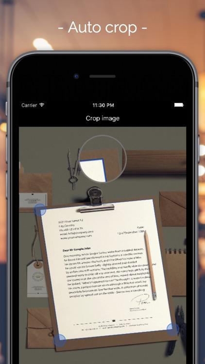 Scanbox - Document & print scanner