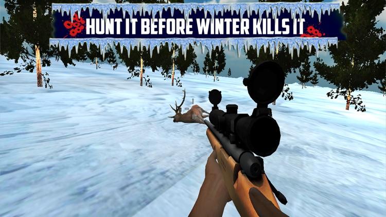 Deer Hunting Game : Best Deer Hunter in Jungle Sniper Game of 2016 screenshot-3