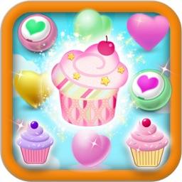Sweet Candy Star: Cake Wonder Mania