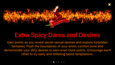 Spicy Dares and Desires screenshot one